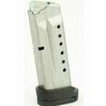 SMITH & WESSON M&P 9 SHIELD 9MM 8 ROUND MAGAZINE WITH FINGER REST STAINLESS 19936
