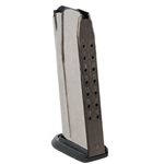 FNH FNX-9 9MM 17 ROUND MAGAZINE DARKENED METAL/BLACK 47694-2