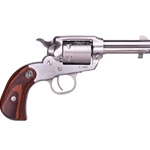 "RUGER BEARCAT 22LR 3"" STAINLESS/WOOD 0915"