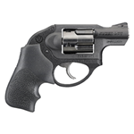 RUGER LCR 9MM BLACK HOGUE GRIPS 5456