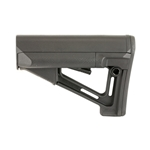 Magpul Industries, STR Stock, Fits AR-15, Commercial, Black Finish MPIMAG471BLK