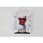 TRIGGERTECH REM700 DIAMOND LEFT HAND TRADITIONAL CURVED WITHOUT BOLT RELEASE