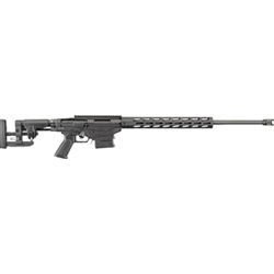 "RUGER PRECISION RIFLE ENHANCED 6.5CM 24"" THREADED 18008"