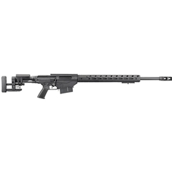 "Ruger Firearms RUGER PRECISION 300PRC 26"" BLK 5RD"