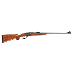 "RUGER NO 1S 100TH ANNIVERSARY EDITION 270WIN 26"" ENGRAVED RECEIVER/AMERICAN WALNUT 11396"
