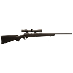"Savage 11 TROPHY HUNTER XP 223REM BLUED/SYNTHETIC 22"" W/ NIKON 3-9X40 SCOPE 19676"