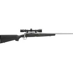 SAVAGE AXIS XP 243WIN STAINLESS/SYNTHETIC W/ 3-9X40 SCOPE 19176