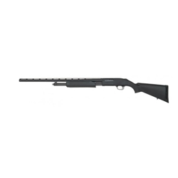 MOSSBERG 500 LEFT HANDED 20/26 BLACK/SYNTHETIC 59821