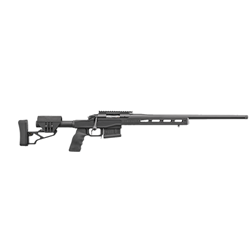 "BERGARA BPR-17 PREMIER LRP 6.5CM BLACK/BLACK 24"" THREADED BPR17-65C"