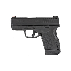 "SPRINGFIELD 9MM 3.3"" BLK ESSENTIALS PKG 7RD XDS9339BE"