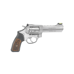 "RUGER SP101 327FED 4.2"" STAINLESS/RUBBER 5773"