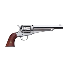 "UBERTI 1875 ARMY OUTLAW 45LC NICKEL/WOOD 7.5"" 341515"