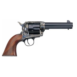 "UBERTI CATTLEMAN II STEEL 45LC CASE HARDENED/STEEL/WOOD 4.75"" 356700"