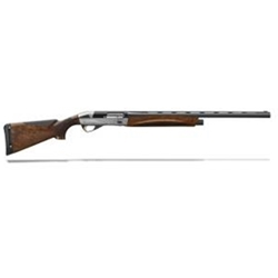 BENELLI ETHOS 12/26 AA-GRADE SATIN WALNUT ENGRAVED NICKEL-PLATED RECEIVER 10461