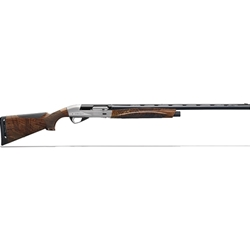 BENELLI ETHOS SPORT 12/30 AA-GRADE SATIN WALNUT ENGRAVED NICKEL-PLATED RECEIVER 10495