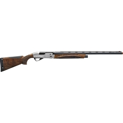 BENELLI ETHOS SPORT 28/28 AA-GRADE SATIN WALNUT ENGRAVED NICKEL-PLATED RECEIVER 10485